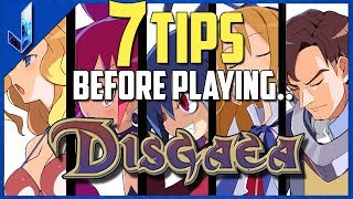 Disgaea 1 Complete | 7 Beginner Tips