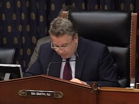 Subcommittee Chairman Smith Opening Statement in Hearing on Africa's Sahel Region
