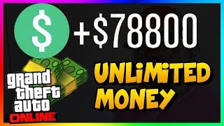 GTA 5 Online: INSANE SOLO MONEY METHOD! - Best Fast Easy Money Not Money Glitch PS3/PS4/Xbox/PC 1.32