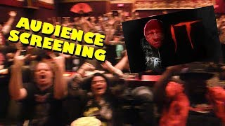 Audience Screening - Nostalgia Critic's Review of It (2017)