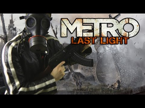 Metro: Last Light Angry Review