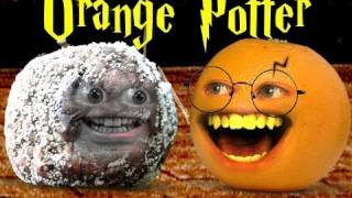 Annoying Orange - Orange Potter and the Deathly Apple