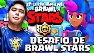 🔴Ganando el Desafío de Brawl Stars en Clash Royale😱 Shelly está OP💪🏻