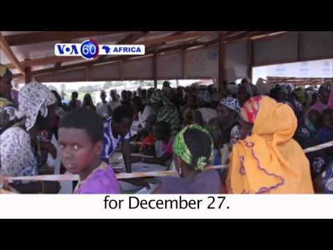 Rescued Senegalese migrant wins 400,000 Euros in Spain's Christmas lottery - VOA60 Africa 12-24-2015
