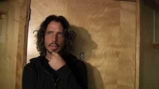 """Web Exclusive Interview: Chris Cornell on """"Footsteps"""" and Pearl Jam (Late Night with Jimmy Fallon)"""
