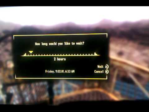 Fallout: New Vegas Infinite  XP Glitch