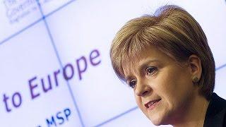 İskoçya'da Yeniden Bağımsızlık Referandumuna Gidilebilir