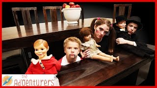 The DollMaker Turned Them Into DOLLS! Secret Rescue Mission