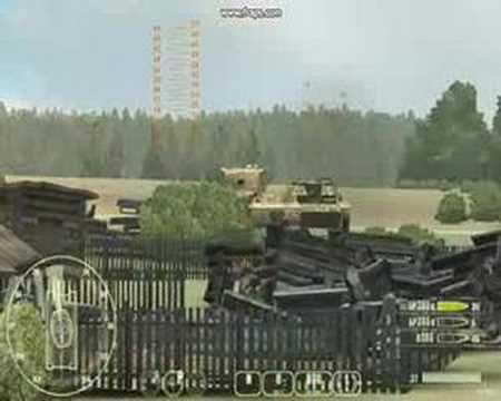 T34 vs Tiger (demo2)
