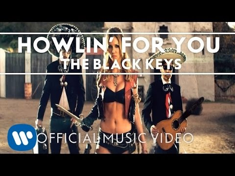The Black Keys - Howlin&#039; For You [Official Music Video]