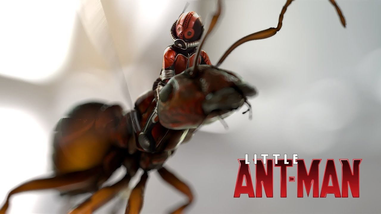 Cute Ant Man Wallpaper Little Ant-man