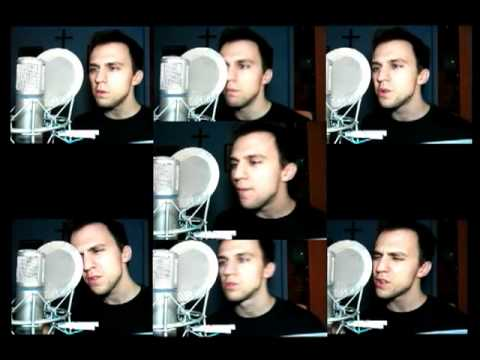Javi Perera - The Way You Make Me Feel (Michael Jackson acapella...