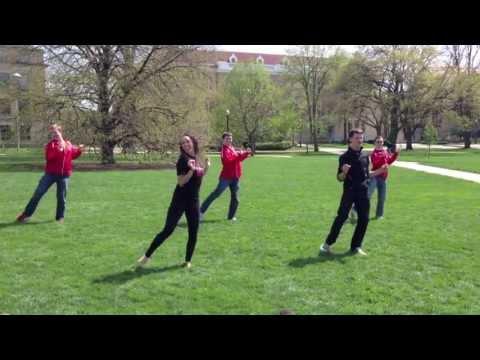 DanceSport at OSU Bella Dance from Pitch Perfect
