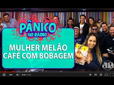 Mulher Melão e Café com Bobagem - Pânico - 30/06/16 thumbnail