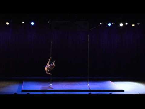 US Pole Dance Champion 2010 - Alethea Austin