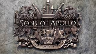 "SONS OF APOLLO - 新譜「Psychotic Symphony」から""Signs Of The Time""の試聴音源を公開 Mike Portnoy、Derek Sherinian、Billy Sheehanらによる新バンド thm Music info Clip"