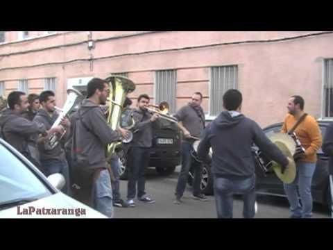 Xaranga La Patxaranga d'Algemesí (Valencia) - Festes Canals 2013