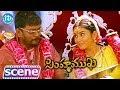 Namitha First Night Scene - Simhamukhi Movie || Romance Of The Day #282