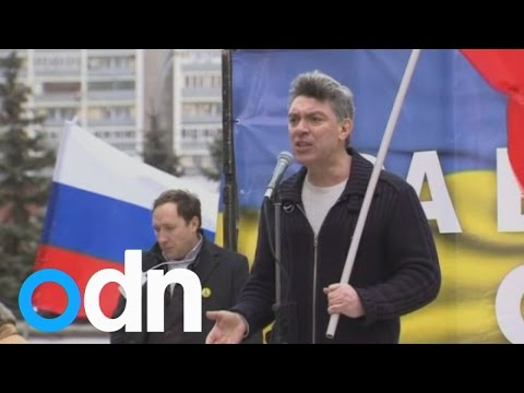 Russian opposition politician Boris Nemtsov shot dead in Moscow