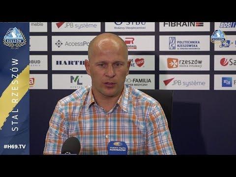 #H69.TV |KONFERENCJA| Stal Rzeszów - Elana Toruń |2019.08.24|