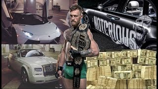 Conor McGregor Net worth 2018, Height And Weight