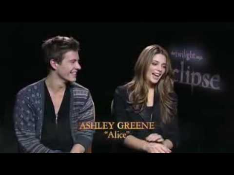 The Twilight Saga Eclipse Ashley Greene Xavier Samuel And David Slade