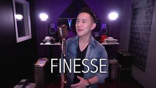 "Download Lagu ""Finesse"" - Bruno Mars (Jason Chen Cover) Gratis STAFABAND"