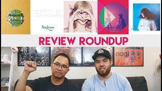Review Roundup 22 - Jul 14 (Nabowa, Suchmos, Dream Ami, CRCK/LCKS, Natsu Summer)