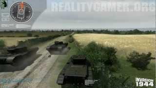 ◀ ARMA 2: i44 Tanks Bombers Omaha Beach Gamplay [HD]