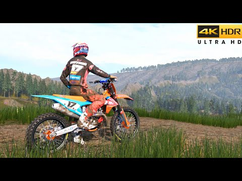 MXGP 6   Enduro Gameplay 2021  PS5 /XBOX ONE X / PC [4K HDR 60fps]