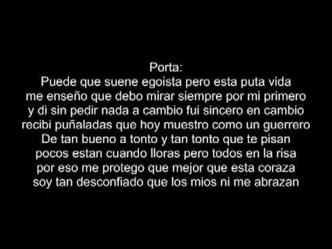 Porta - Amor Propio (con Gema & Xenon) - YouTube