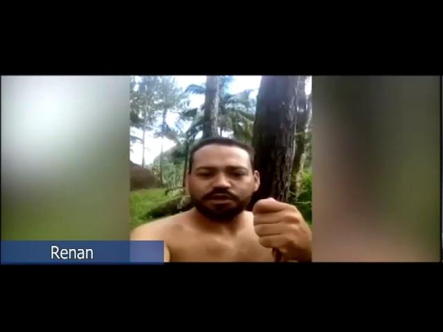 Lindo testemunho do Renan.