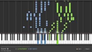 (Synthesia Piano) V3, from O2Jam, transcribed by me MUHAHAHA