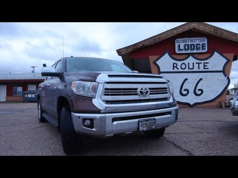 Video 2014 Ram 1500 EcoDiesel Pickup 0-60 MPH First Drive Review