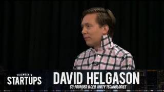 David Helgason of Unity Technologies on TWiST #157