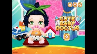 Cute Baby Doctor - Funny Game For Kids