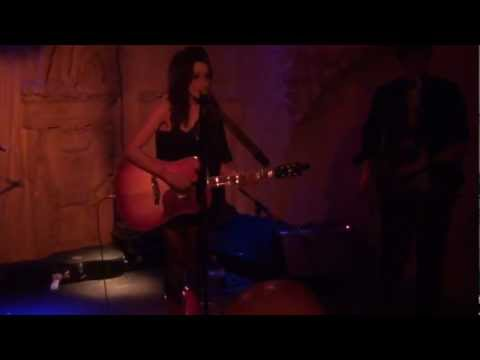 "Lindi Ortega - ""All My Friends"" @ Prinzenbar / Hamburg 14.03.2013."