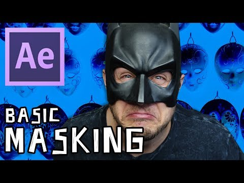 How To Use Masks In After Effects
