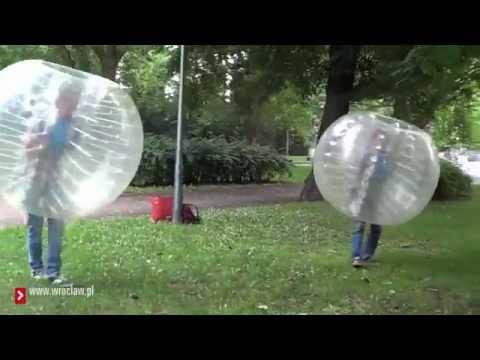 Bumper Ball We Wrocławiu