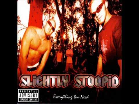 Slightly Stoopid - Collie Man (Lyrics)