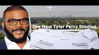 Tyler Perry Studios Full Tour 2019 part 2 and How to Get a JOB there !