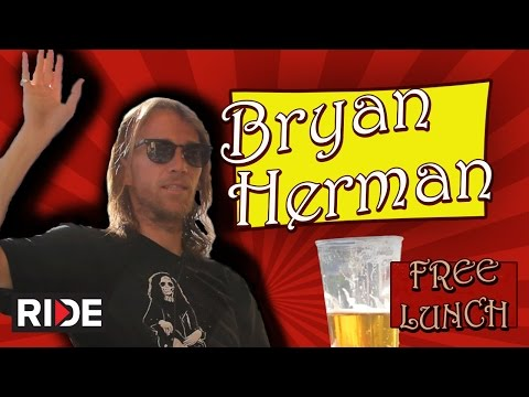 Bryan Herman Talks Baker 4, Made 2, and Skating with Shades - Free Lunch