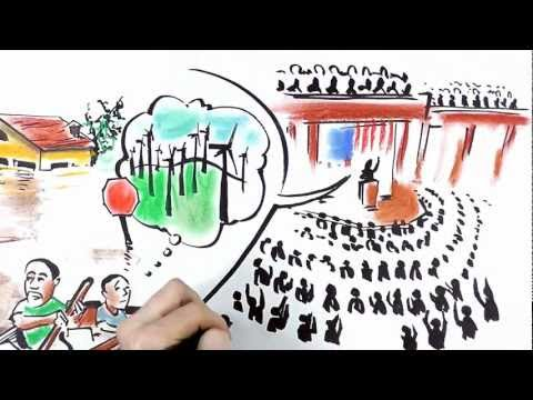 It's Time To Find Common Ground -- Speed-drawing Video On Bipartisan Solutions To Climate Change video