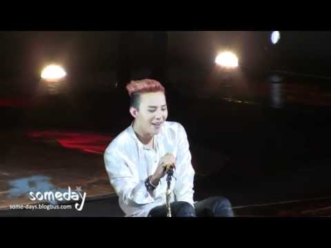 [someday] 2013.05.05 G-Dragon One of a Kind Concert @ BEIJING Today + 소년이여