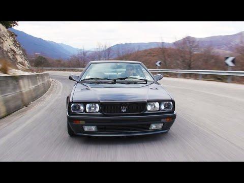 Pure Sound Maserati Biturbo 2.24 - Inserito da Davide Cironi il 09 marzo 2015 durata 1 minuto e 20 secondi - I primissimi minuti di guida con la 2.24. Gi� l�impatto visivo � di una cattiveria impressionante, con gli scarichi aperti la colonna sonora � assassina. La Biturbo fa ancora piangere i bambini quando passa.