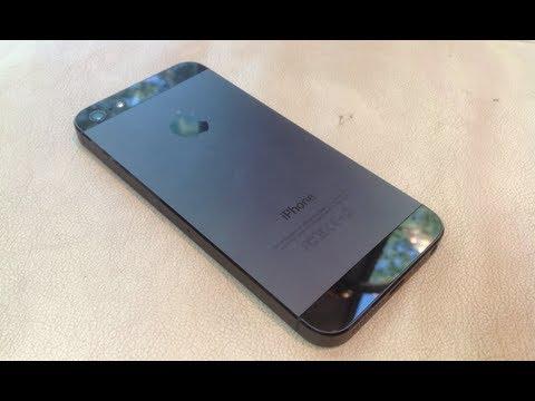 Unboxing iPhone 5, primeras impresiones y características en Español - Desempaquetado