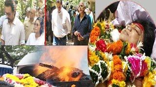 रीमा लागू को मिलने पहुंचे आमिर-किरण, महेश भट्ट सहित दिखे ये सेलेब्स