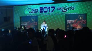 "Ozinefest 2017 TokuSpirits Performance ~Mitsuko Horie ""Sailor Star"" Sailor Moon: Sailor Stars OP"