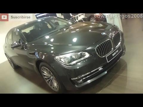 2013 BMW 740i Salón Automóvil Bogota 2012 FULL HD