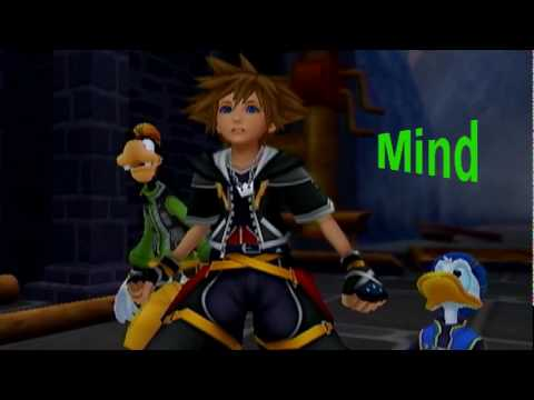 kingdom hearts  x Eenie Meenie miney mo「AMV」